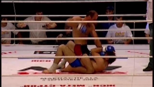 Расул Магомедов vs Ханилав Ханилаев, M-1 Selection 2009 6