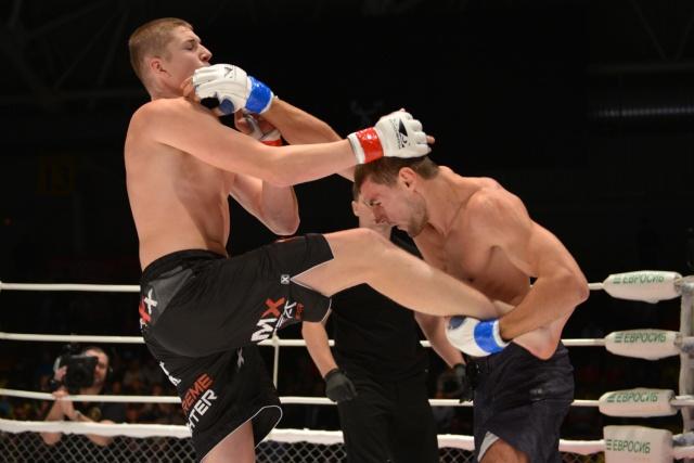 Константин Жерносек vs Олег Шамшев, M-1 Challenge 43