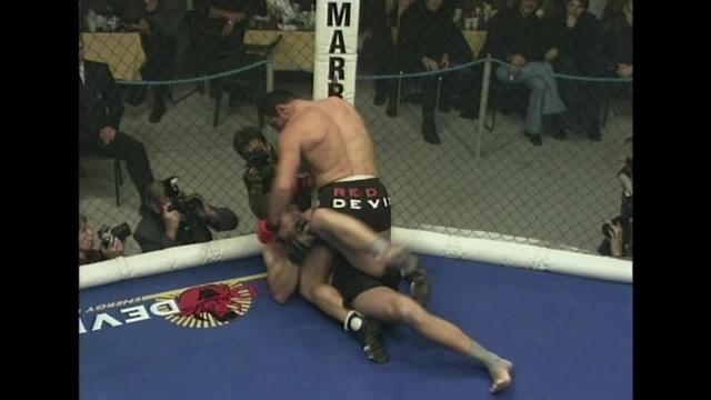 Мартин Малхасян vs Сергей Казновский, M-1 MFC - World Championship 2000