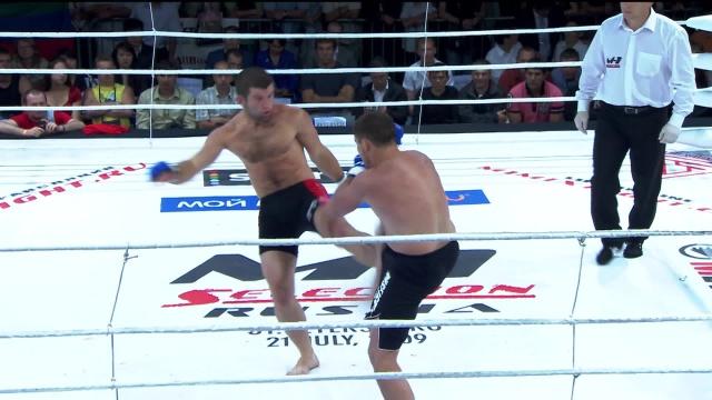 Магомед Султанахмедов vs Сергей Баль, M-1 Selection 2009 5