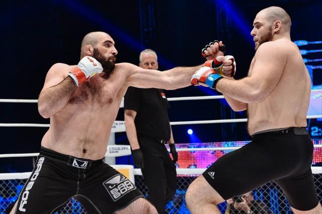 Дмитрий Микуца vs Курбан Ибрагимов, M-1 Challenge 64