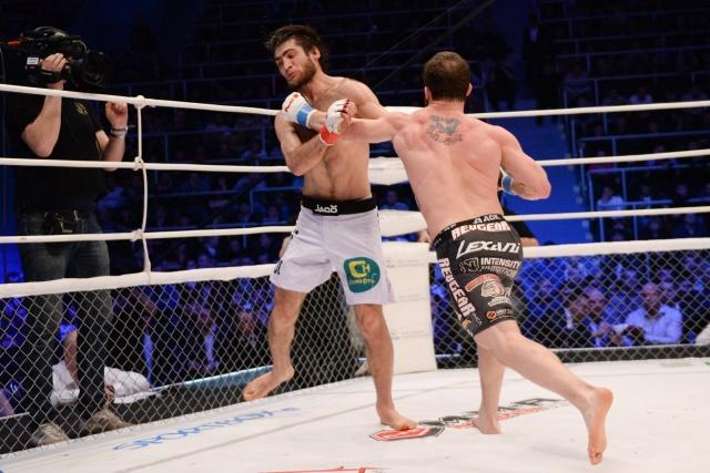 Марат Гафуров vs Ли Моррисон, M-1 Challenge 47