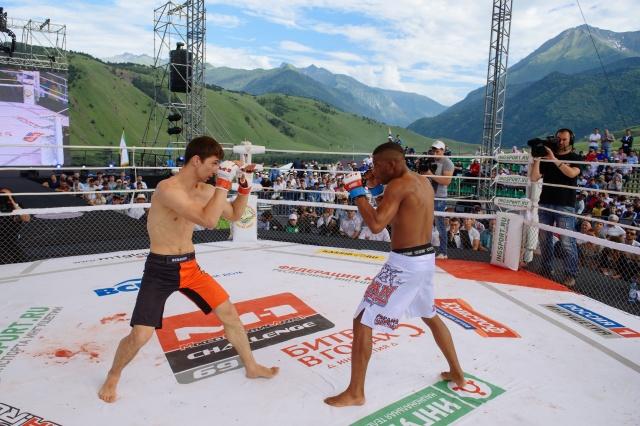Khamzat Dalgiev vs Ronny Gomez, M-1 Challenge 69
