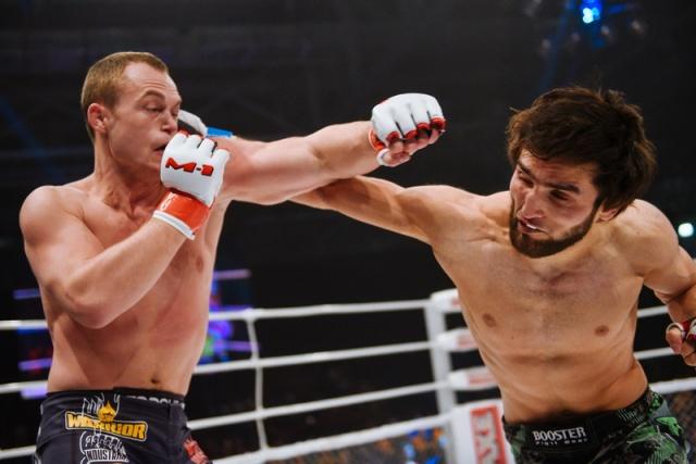 Алексей Махно vs Рахман Махаджиев, M-1 Challenge 56