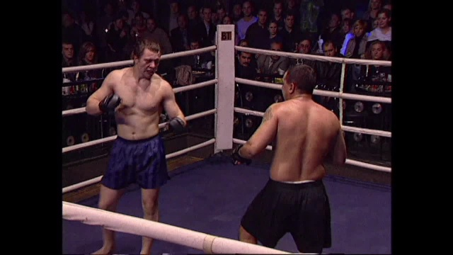 Михаил Гиляев vs Игорь Васильев, M-1 MFC - Exclusive Fight Night 3