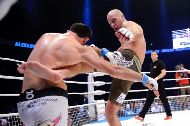 Alexander Yakovlev vs Murad Abdulaev, M-1 Challenge 38