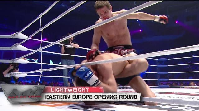 Александр Сарнавский vs Максим Купцов, Selection 2010 Eastern Europe Round 1