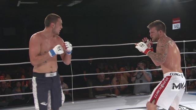 Бристол Марунде vs Шейн Примм, M-1 Selection 2010 - The Americas Finals