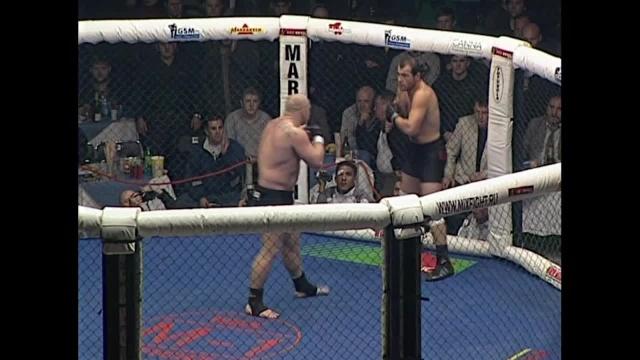 Боб Шрайбер vs Мартин Малхасян, M-1 MFC - Russia vs. the World 2