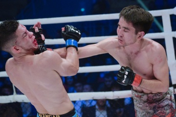 Kayck Alencar vs Arman Ashimov, M-1 Challenge 101