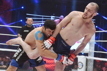 Raul Tutarauli и Roman Bogatov, M-1 Challenge 94