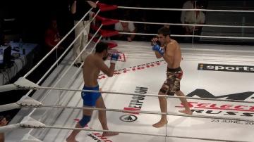 Руслан Хасханов vs Сергей Яковлев, M-1 Selection 2009 4