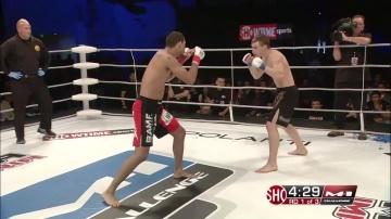 Артем Дамковский vs Хосе Фигероа, M-1 Challenge 30