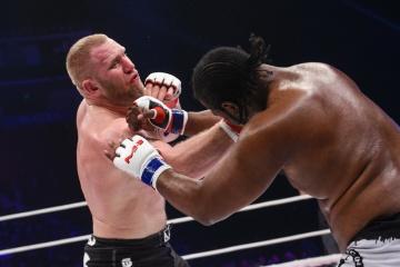 Сергей Харитонов vs Кенни Гарнер, M-1 Challenge 53