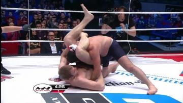Денис Гольцов vs Теймур Асланов, M-1 Challenge 29