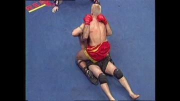 Видаль Серрадила vs Гарик Мамиев, M-1 MFC European Championship 1998