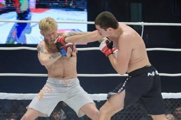 Юхо Валамаа vs Амиран Гоголадзе, M-1 Challenge 99