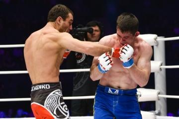 Алексей Кунченко vs Григорий Кичигин, M-1 Challenge 54