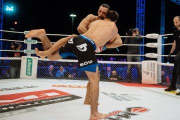 Энок Солвес Торрес vs Нодар Кудухашвили, M-1 Challenge 62