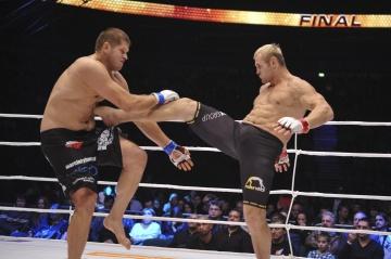 Константин Глухов vs Марчин Тыбура, M-1 Challenge 42