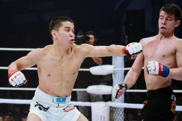 Кирилл Фоменков vs Асу Алмабаев, M-1 Challenge Battle in Atyrau
