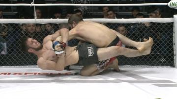 Тамерлан Давлетмирзаев vs Алик Албогачиев, Road to M-1