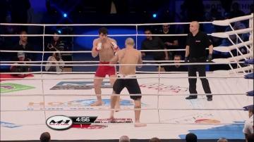 Анатолий Токов vs Ян Зданьский, M-1 Challenge 28