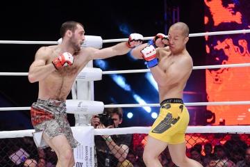 Бин Сон Ле vs Александр Доскальчук, M-1 Challenge 78