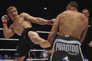 Андрей Семенов vs Грегор Херб, M-1 Challenge 42