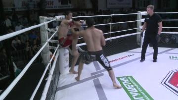 Арсен Магомедов vs Абубакар Местоев, Road to M-1: Ingushetia 4