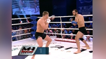 Сапарбек Сафаров vs Василий Клепиков, M-1 Selection Ukraine 2010 - The Finals