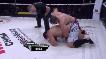 Амирхан Исагаджиев vs Алимжан Сулейманов, WMMAA Macau 2016
