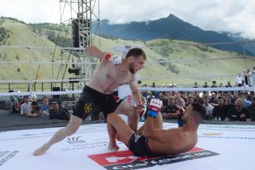 Садо Учар vs Тамерлан Оздоев, M-1 Challenge 95