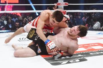 Темирлан Шарипов vs Данила Приказа, M-1 Challenge 79