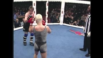 Ирма Верхоеффа vs Трина Икнатович, M-1 MFC - World Championship 1997