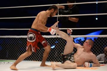 Yusup Raisov vs Zhalgasuly Zhumageldy, M-1 Challenge 48