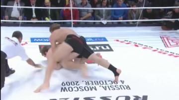 Виктор Немков vs Рамазан Резванов, M-1 Selection 2009 8
