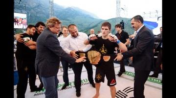 M-1 Challenge 81: Евлоев vs Витрук highlights HD, как это было