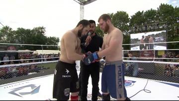 Евгений Морозов vs Курбан Чокуев, Fightspirit Championship 8