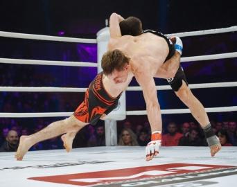 Артем Дамковский vs Гейдар Мамедалиев, M-1 Challenge 55