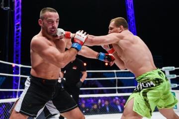 Кристиан Перак vs Вячеслав Василевский, M-1 Challenge 62