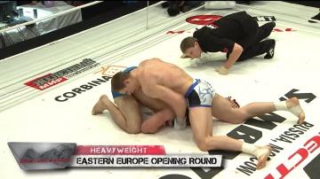 Максим Гришин vs Гаджимурад Нурмагомедов, Selection 2010 Eastern Europe Round 2