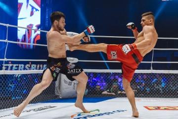 Данила Приказа vs Максим Грабович, M-1 Challenge 68