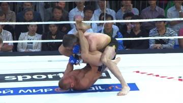 Александр Бутенко vs Андрей Зубов, M-1 Selection 2009 5