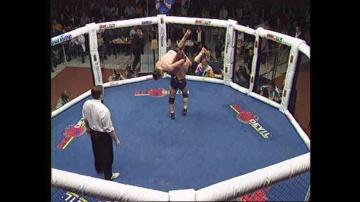 Сергей Бычков vs Сергей Завадский, M-1 MFC European Championship 1998