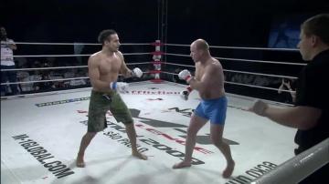 Franko de Leonardis vs Yuriy Ivlev, M-1 Challenge 15