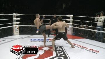 Роман Фирсов vs Тамерлан Оздоев, Road to M-1