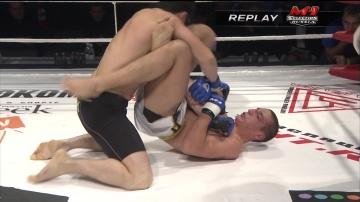 Дибир Загиров vs Александр Дзасохов, M-1 Selection 2009 9