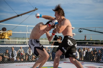 Stanislav Rogov vs Adam Tsurov, M-1 Challenge 50