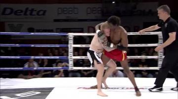 Тони Валтонен vs Муса Ненгейн, M-1 Challenge 10